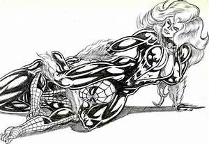 Blackcat vs. Spidey #19, in Peter Temple's Marvel Comic ...