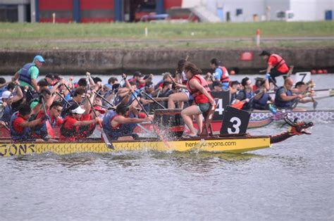 Dragon Boat Festival 2017 Photos by Thousands Join London Hong Kong Dragon Boat Festival 2017
