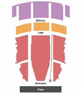 Garde Arts Center Seating Chart Maps New London