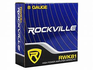 Rockville Db11 700 Watt Rms Mono Class D 2
