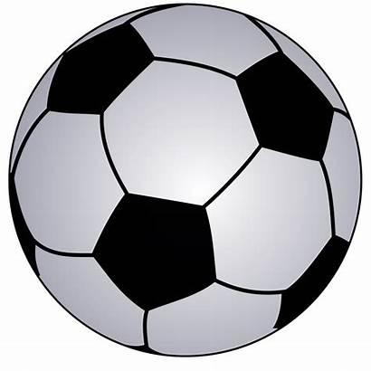 Svg Football Soccerball Clipart Clip Soccer Transparent