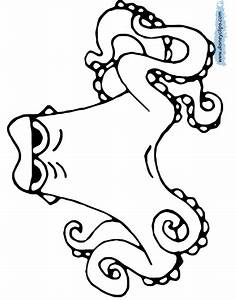 Finding Dory Coloring Pages | Disney Coloring Book