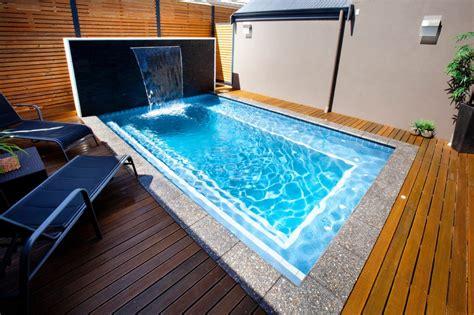 small pool designs  backyard pool design ideas