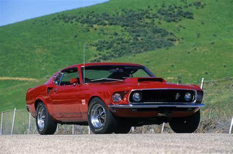 Ford Mustang Boss 429 (19691970) Speeddoctornet