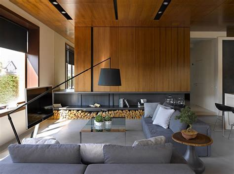 Invisible Doors Turn A Modern Home Into An Artistic Feat Of Design by Pin By Silviany On Id For The Home Modern Apartment