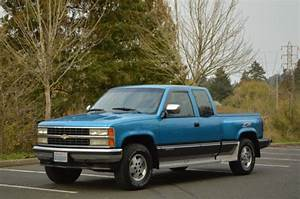 1992 Chevy Silverado K1500 4x4 Step Side 5