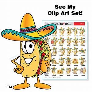 mexican taco clipart - Jaxstorm.realverse.us