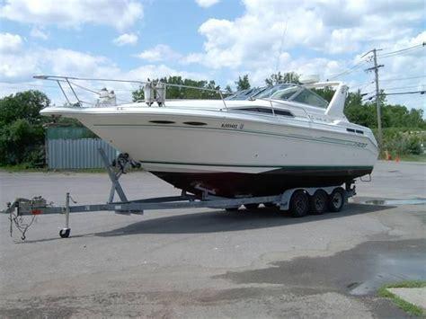 Boat Trailers For Sale Boston Ma by Sea 300 Sundancer With Tri Axle Trailer Boston Ma