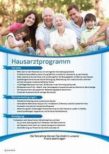 Abtretungserklärung Rechnung : flyer hausarztprogramm hzv ~ Themetempest.com Abrechnung