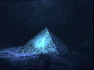 Wow: Giant Crystal Pyramid Discovered In Bermuda Triangle ...