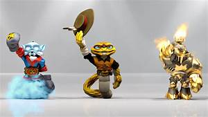 Skylanders Swap Forceu2122 Media