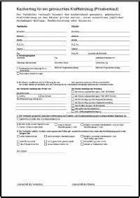 Contrat De Vente Voiture : contrat de vente de voitures pour les particuliers lieux visiter pinterest vente de ~ Medecine-chirurgie-esthetiques.com Avis de Voitures