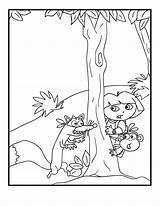 Swiper Timberwolf sketch template