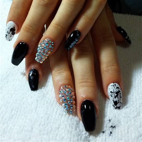 bling nail designs 28 pretty bling acrylic nail designs ideas design