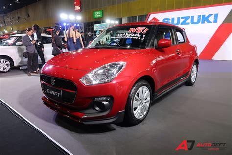 รถยนต์ใหม่ซูซูกิ พร้อมลุยงาน Fast Auto Show Thailand 2018