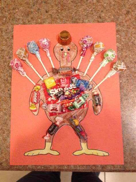 finished tom turkey disguised  candy man turkey