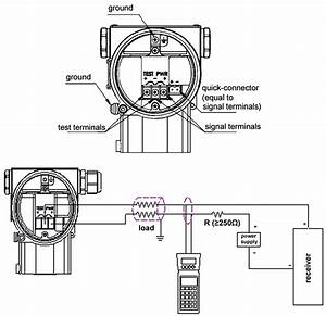 Differential Pressure Transducer  Output 4