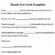 Thank You Card Example Of Thank You Card Template Sample Templates Sample Thank You Letter YouTube Thank You Notes Mad Lib Style Natalie This Has Our Name All Over Wedding Thank You Notes Examples