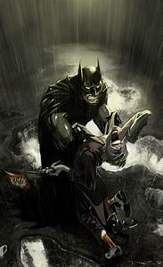 Punchline Digital Art Batman Cartoons & Comics Fan Art ...