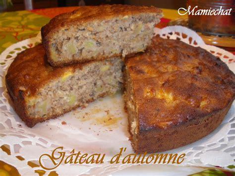 cuisine automne gâteau d 39 automne blogs de cuisine