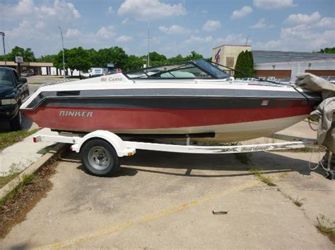 Craigslist Used Boats Parts Pittsburgh by Rinker New And Used Boats For Sale In Ri