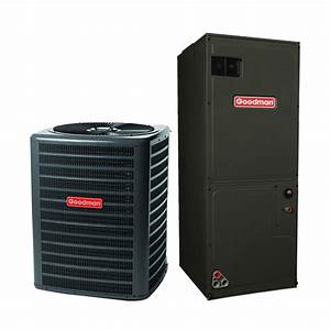 Manual And Guide For Goodman Gsz140361k Avptc36c 14 Seer