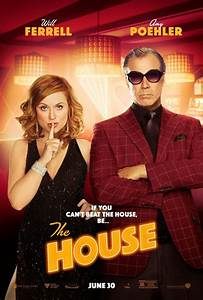 The House DVD Release Date October 10, 2017
