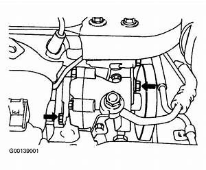 1995 Hyundai Accent Serpentine Belt Routing And Timing
