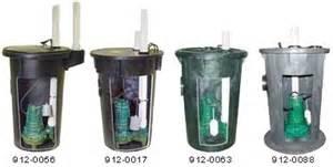 Toilet Pumps Basement by Zoeller Sewage Sump Pump Packages