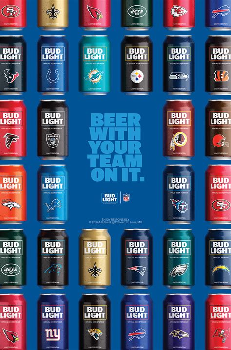 bud light football cans bud light corona welcome rams back to l a with