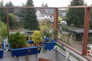 Katzen Balkon Sichern Ohne Netz : balkon sichern ohne da wir uns wie im k fig f hlen seite 2 ~ Frokenaadalensverden.com Haus und Dekorationen