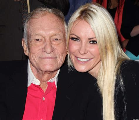 Hugh Hefner's Wife Crystal Harris May Not Be Entitled To ...
