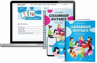 Rhymes Grammar Dla Pakiet Nauczycieli Nauczyciela Podręcznika