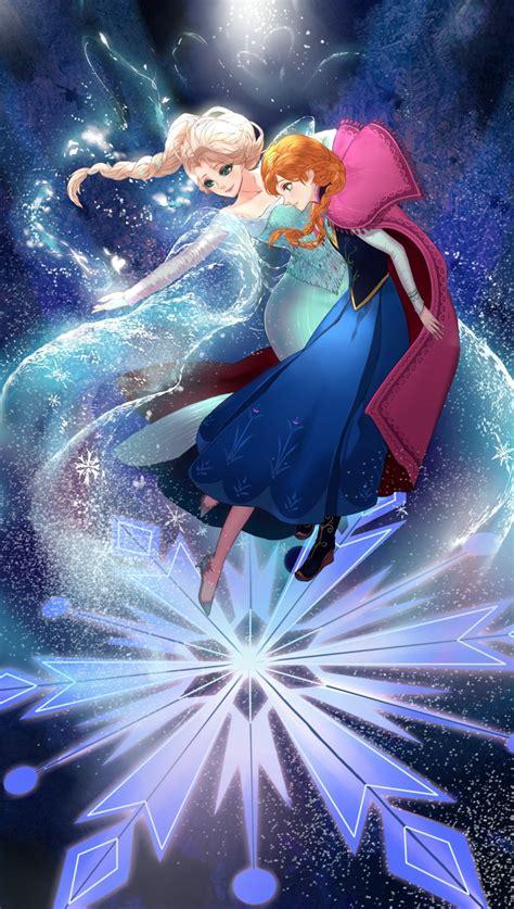 Princess Elsa, Princess Anna, Cartoon, Frozen (movie), Fan ...