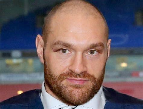 Tyson Fury Height