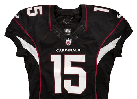 2013 Michael Floyd Game Worn And Signed