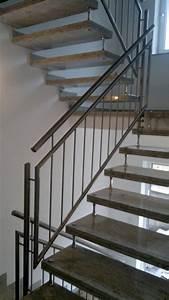 Geländer Für Treppe : treppen balkone gel nder metallideen m ller ~ Markanthonyermac.com Haus und Dekorationen