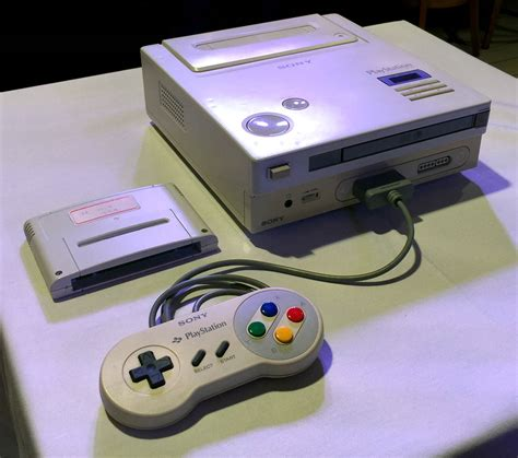 "Some Thoughts About the ""Nintendo PlayStation"" 