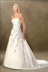 strapless wedding dress beautiful strapless wedding gowns bridal wears