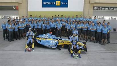 F1 Renault 2005 Mild Seven Team Bahrain
