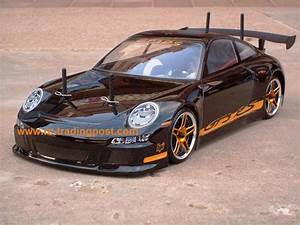 PORSCHE 911 GT3 RS Custom Painted 200mm HPI RC Drift Car ...