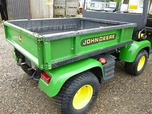 Sold    John Deere 2030a Pro Gator Utility For Sale  Fnr