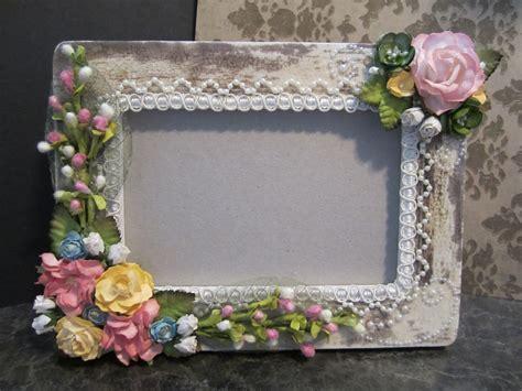 Treasurista Altered Picture Frame