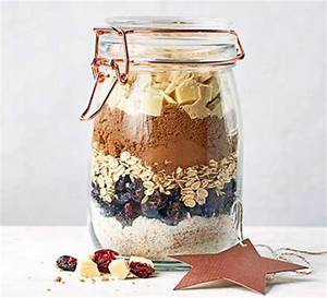 Christmas Biscuits In A Jar Recipe BBC Good Food