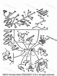 Yamaha Atv 1991 Oem Parts Diagram For Electrical