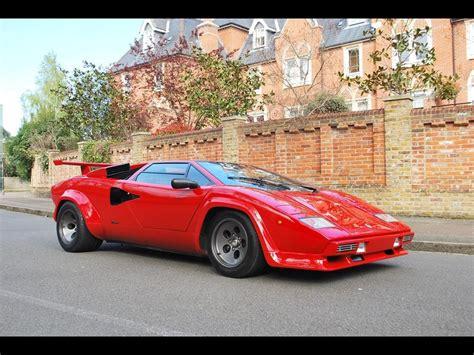 1985 Lamborghini Countach For Sale  Classic Cars For Sale, Uk