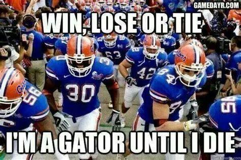 Funny Florida Gator Memes - 23 best florida gators funnies images on pinterest