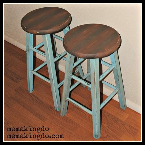 Bar Makeover by Best 25 Bar Stool Makeover Ideas On Stool
