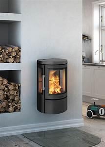 Poele A Bois Ou A Granule : po les bois granul s ou gaz flam design ~ Melissatoandfro.com Idées de Décoration