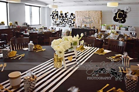 black and gold baby shower black white gold baby shower party ideas gold baby